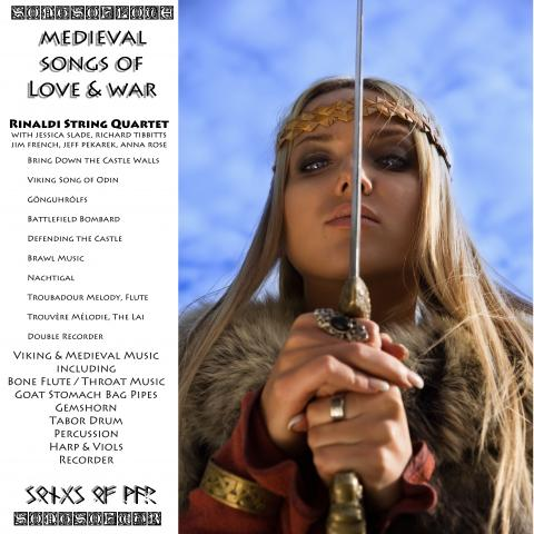 Viking and Medieval Songs of Love and War